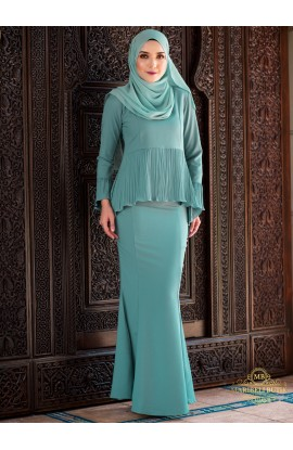 CINTA 10 - DEEP MINT GREEN