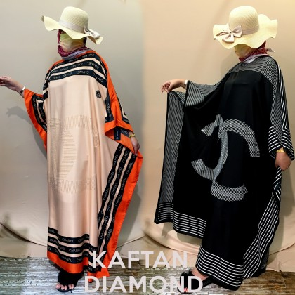 KAFTAN VIRAL DIAMOND - 11 COLOUR AND DESIGN