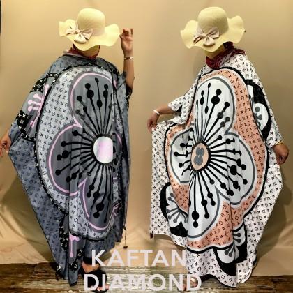KAFTAN VIRAL DIAMOND - 15 COLOUR AND DESIGN