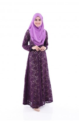NADHIRAH 02 - PURPLE