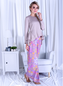 AMANI 02 - GREY BROWN (PURPLE)