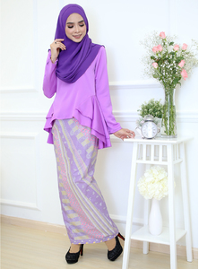 AMANI 20 - PURPLE (PINK, GREY)